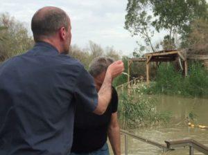 renouvellement baptême Jourdain