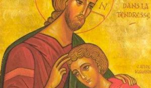 Jean sur le coeur de jésus