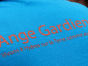 ange gardien t-shirt