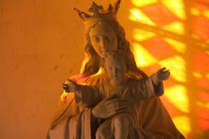 Vierge de St-Isidore