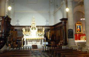 Accueil à l'église - page